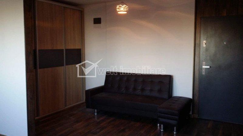 Vanzare apartament 1 camera, etaj intermediar, finisat, zona Vivo