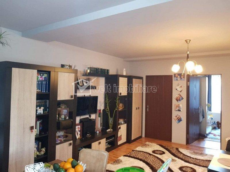 Vanzare apartament cu 3 camere, mobilat si utilat, Floresti, Florilor