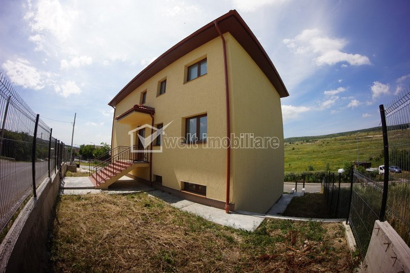 Casa finisata, D+P+E, Cluj