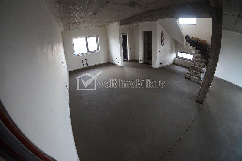 Vanzare duplex Sopor 4 camere 119 mp s.u. 300 mp teren