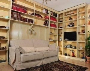 Apartament de inchiriat 3 camere, 87 mp, etaj intermediar, Gheorgheni