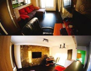Apartament de vanzare, 2 camere decomandate, renovat, Manastur