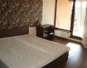 Inchiriere apartament 2 camere, mobilat si utilat, terasa, Plopilor