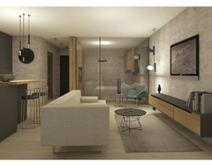 Proiect de lux, Gheorgheni, zona Hermes