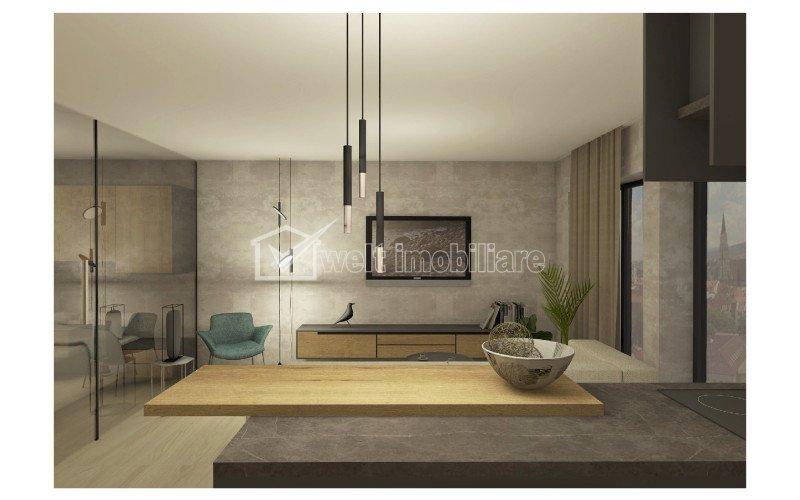 Proiect de lux, Gheorgheni, zona C Brancusi
