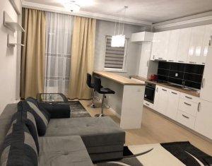Apartament 2 camere, utilat si mobilat modern, parcare, Gheorgheni, zona FSEGA