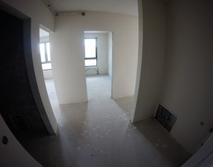 Apartament de vanzare, 2 camere+ terasa de 9.47 mp, Gheorgheni