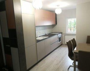 Apartament de inchiriat, 3 camere, decomandat, renovat, Zorilor