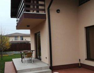 Casa individuala cu garaj 140 mp utili, mobilata, zona centrala