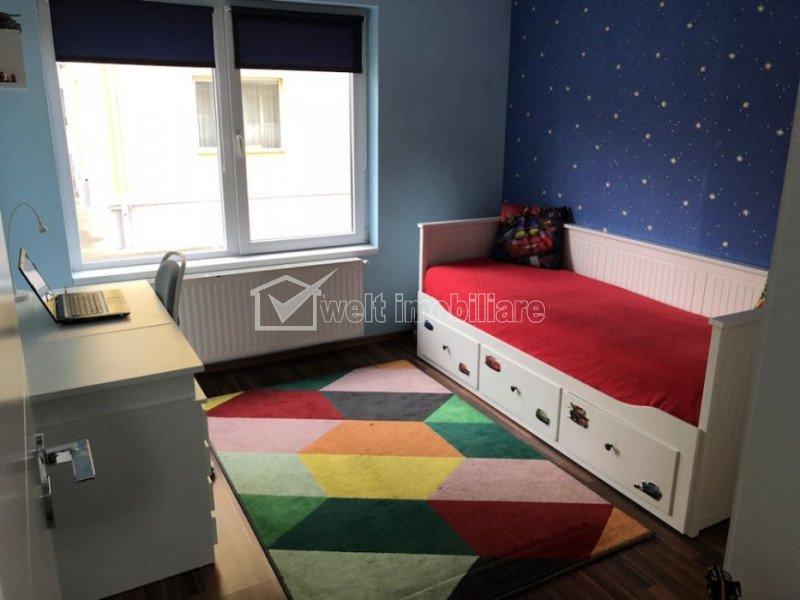 Vanzare apartament cu 3 camere, ultrafinisat, Floresti, Florilor