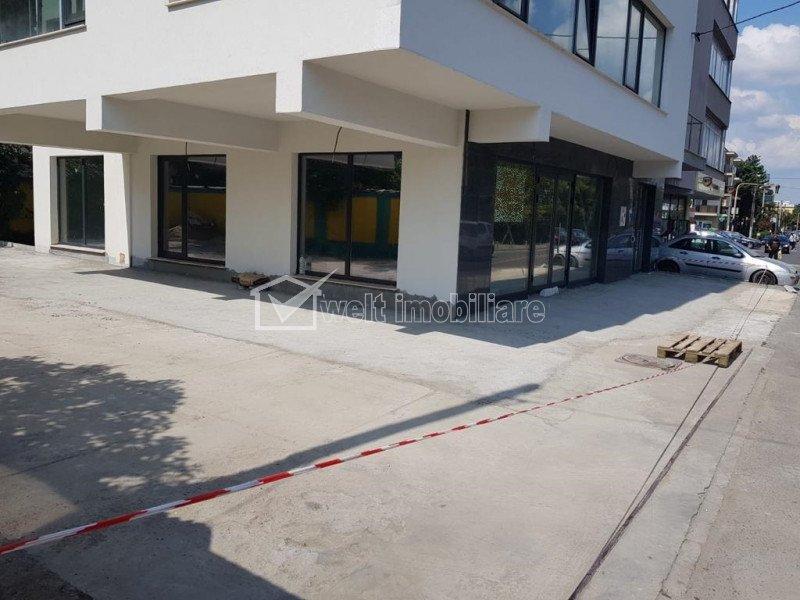 Inchiriere spatiu comercial, 107 mp, in cartierul Gheorgheni