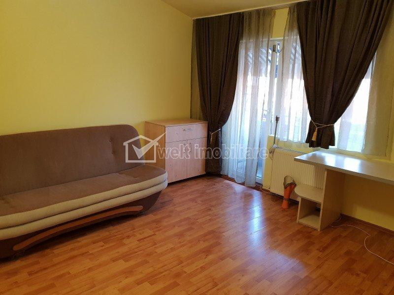 Apartament 1 camera, 40 mp, utilat si mobilat modern, aproape de Iulius Mall
