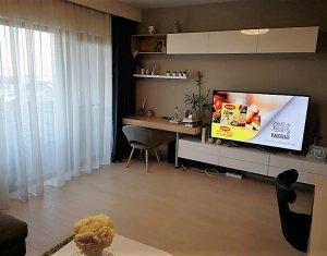 Inchiriere apartament 2 camere, imobil nou, zona Europa, parcare subterana