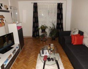 Inchiriere apartament cu 3 camere confort 1, zona Titulescu, Gheorgheni