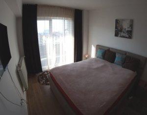 Vindem apartament cu 2 camere, Bonjour Residence, Buna Ziua, etaj intermediar