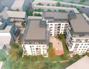 Apartament 2 camere, 60 mp, terasa, Centru