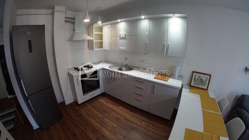 Apartament de inchiriat 2 camere, semidecomandat, Andrei Muresanu