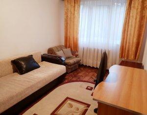 Apartament 3 camere, decomandat, 65 mp, mobilat, parter inalt, zona Piata Flora