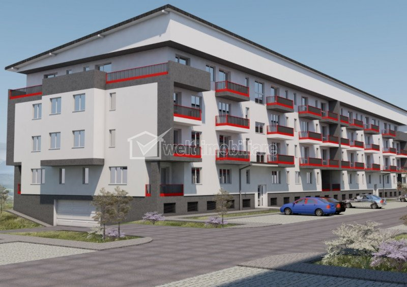 Vanzare apartament 1 camera, situat in Floresti, zona Tautiului