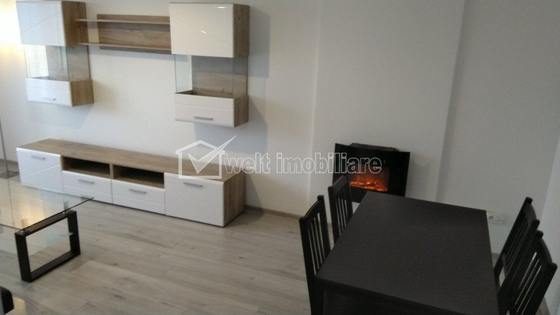 Vindem apartament ultrafinisat, 2 camere, decomandat, lift, zona Vivo, Floresti