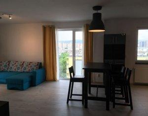 Apartament nou de 2 camere, semidecomandat, Marasti