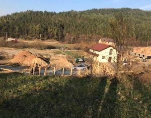Vanzare teren superb in Manastur, zona Roata, la liziera padurii, 1500 mp