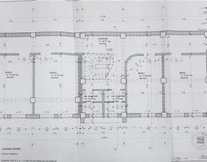 Vanzare spatiu birouri 500 mp pe 3 nivele, cartier Iris