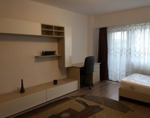 Apartament de inchiriat, 1 camera, 42 mp, etaj intermediar, Manastur