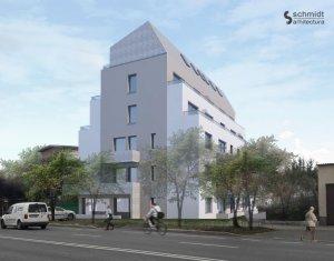 Vanzare apartamente de 2 si 3 camere, proiect nou, Dambul Rotund
