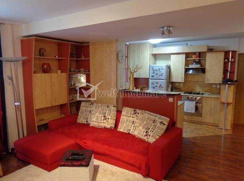 Apartament 3 camere, confort sporit, 72 mp, zona Interservisan, mobilat utilat!