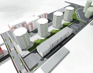 Apartament cu 2 camere, 61 mp, etaj intermediar, intr-un proiect exclusivist
