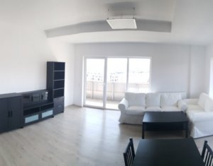 Vindem apartament de 3 camere, 78 mp, zona Buna Ziua, finisat lux