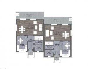 Vanzare duplex situat in Floresti, zona Tineretului