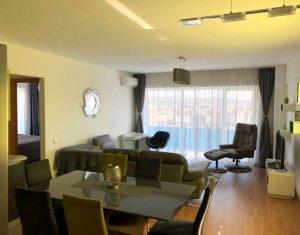 Inchiriere apartament de lux cu 3 camere, zona Iulius Mall, Viva City Residence