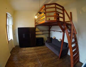 Studio for rent in Cluj-napoca, zone Centru