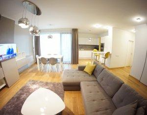 Vanzare apartament de lux cu 3 camere in Riviera Luxury Residence, garaj