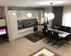 Vindem apartament 2 camere, ultrafinisat, zonaTerra, Floresti