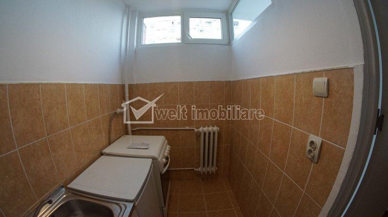 Garsoniera confort 1, etaj intermediar, balcon, Gheorgheni