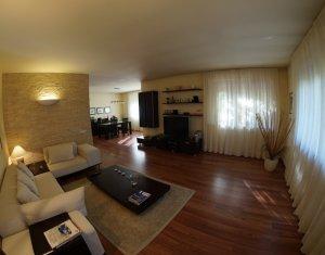 Vanzare vila 6 camere, A Muresanu, superfinisat, curte, garaj
