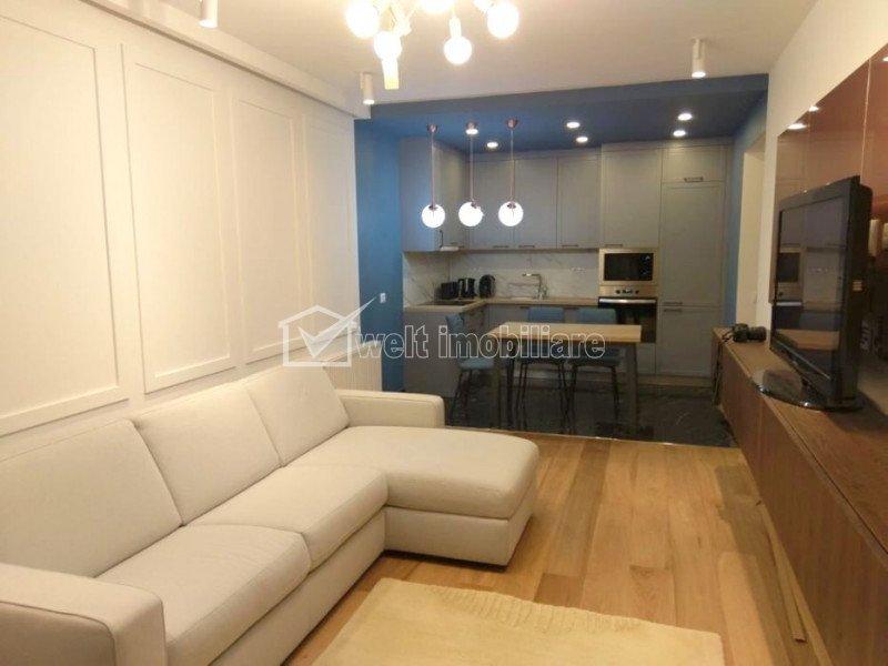 Inchiriere apartament de lux, in zona centrala a orasului, zona NTT Data