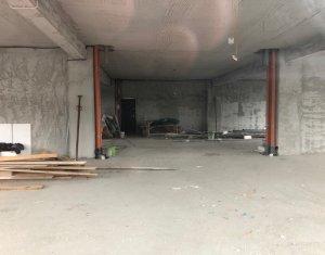 Spatiu comercial open space, Marasti, parter de bloc nou