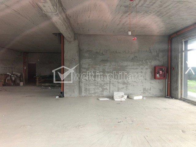 Spatiu comercial parter, open space 274mp, complex IRA Marasti