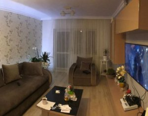 Apartament 3 camere, lux, etaj intermediar, garaj, Gheorgheni