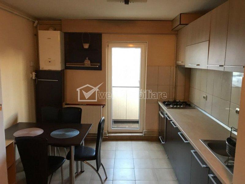 Vanzare apartament cu 2 camere, decomandat, Manastur, zona Izlazului, etaj 2