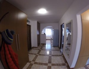 Inchiriere apartament cu 3 camere, decomandat, Manastur, zona Minerva, parcare
