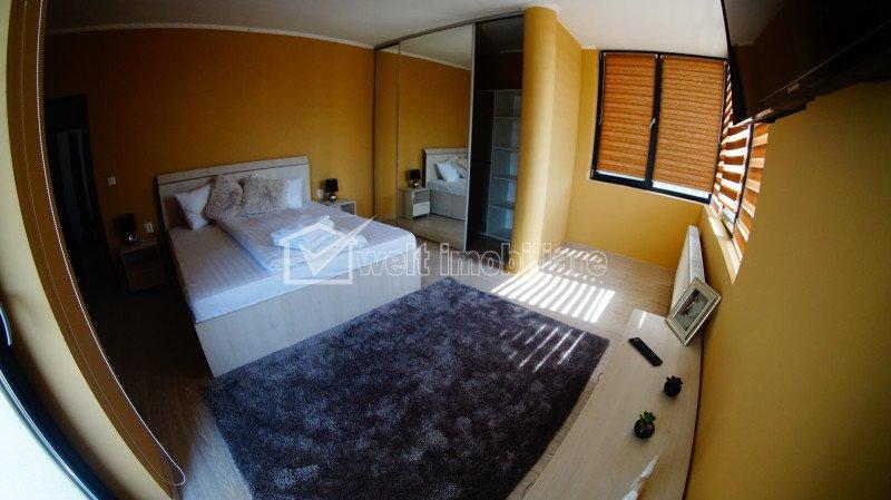 Apartament 2 camere, decomandat, finisat, in Dambul Rotund