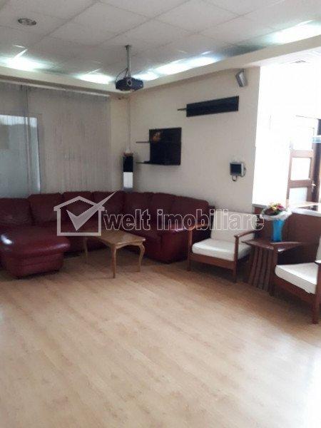 Apartament la casa, 3 dormitoare, living, mobilat, utilat, parcare, Someseni