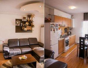 Apartament 2 camere, 40 mp, etaj intermediar, mobilat, strada Oasului