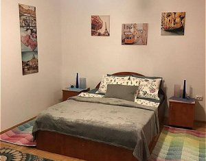 Inchiriere apartament 1 camera, 40 mp, decomandat, lux, zona UMF