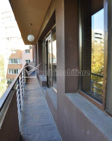 Inchiriere apartament, 2 camere, 82 mp + 25 mp balcon, Plopilor